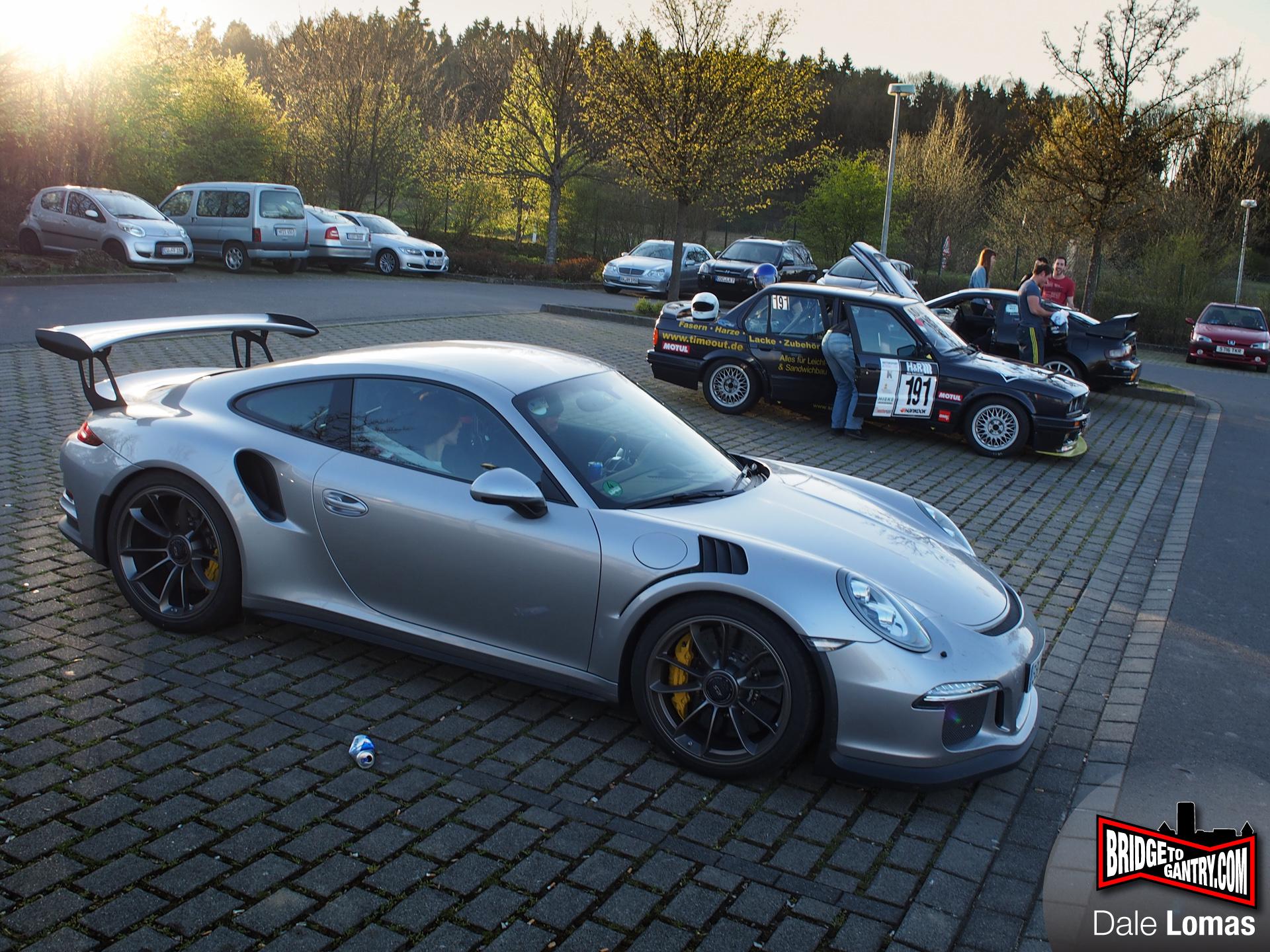 BridgeToGantry com | Unofficial Nürburgring news, laptimes, photos