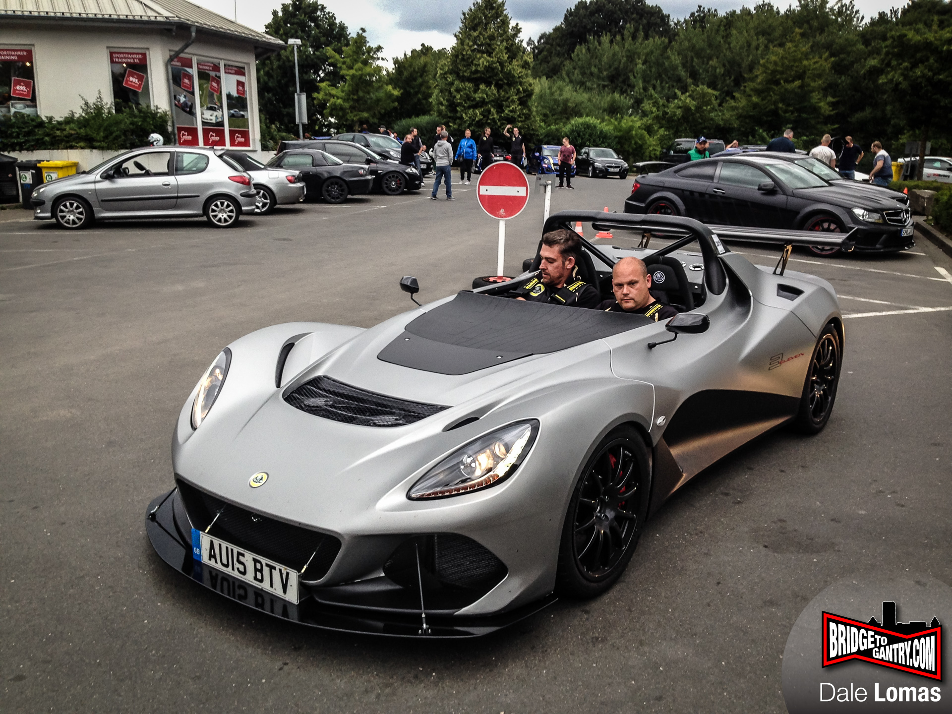 VIDEO: 3m11s of the Lotus 3-Eleven (inc Marc Basseng ...