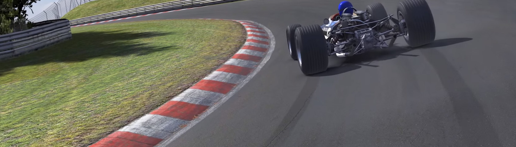 VIDEO: iRacing will release the Nordschleife on December 8th