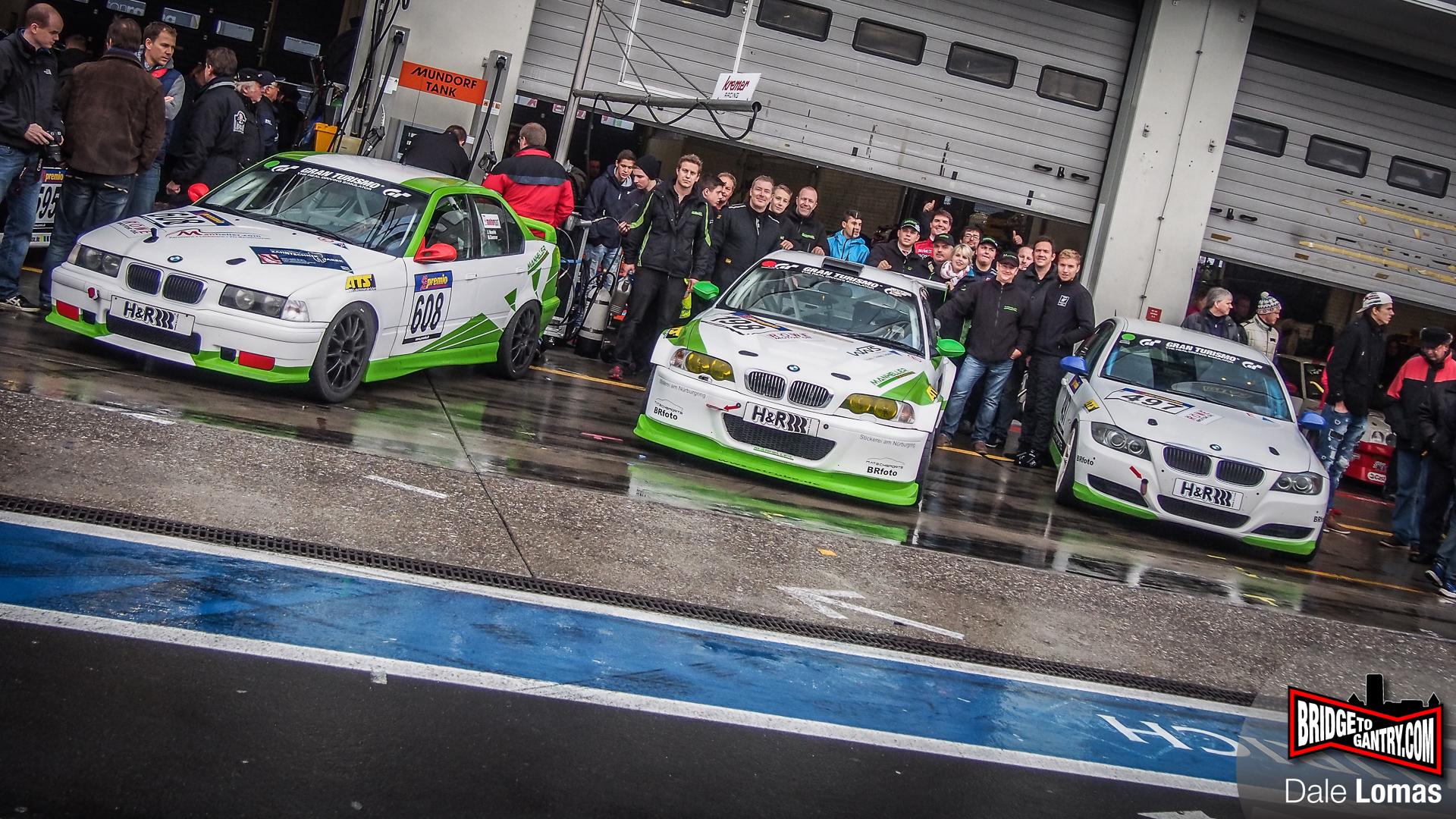 Manheller Racing VLN Team BTG