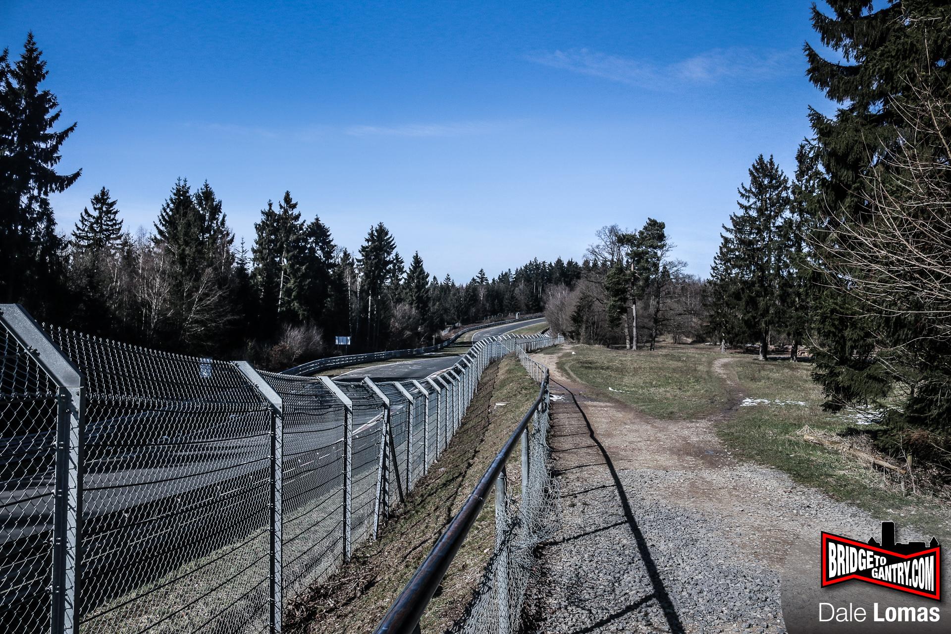 2016 Porsche GT3R testing on the Nürburgring Nordschleife