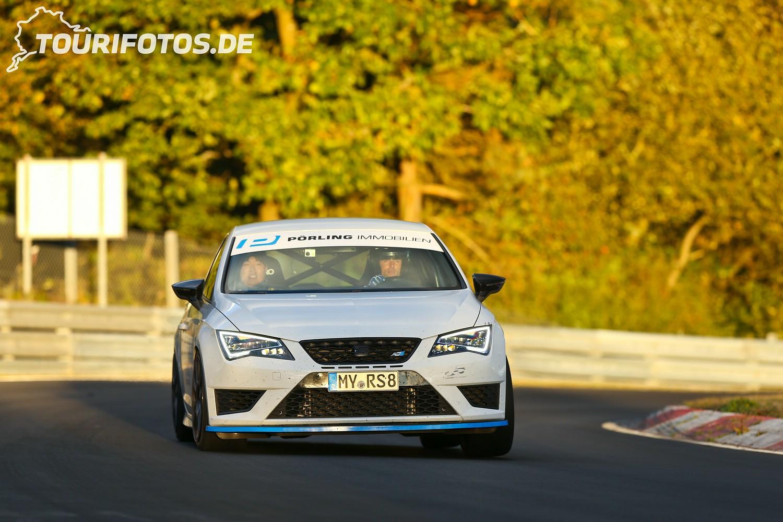 Seat Leon ST Cupra : moins de 8 minutes sur le Nürburgring ...