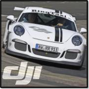 DJI Nürburgring RingTaxi