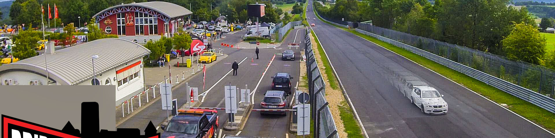 Book a Nürburgring trackday with BridgeToGantry
