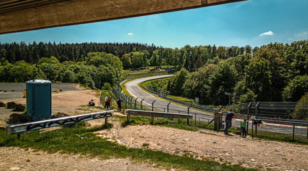 Nürburgring carparks open again