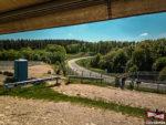 Nürburgring carparks open again