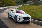 Jaguar Nürburgring RaceTaxi iPace