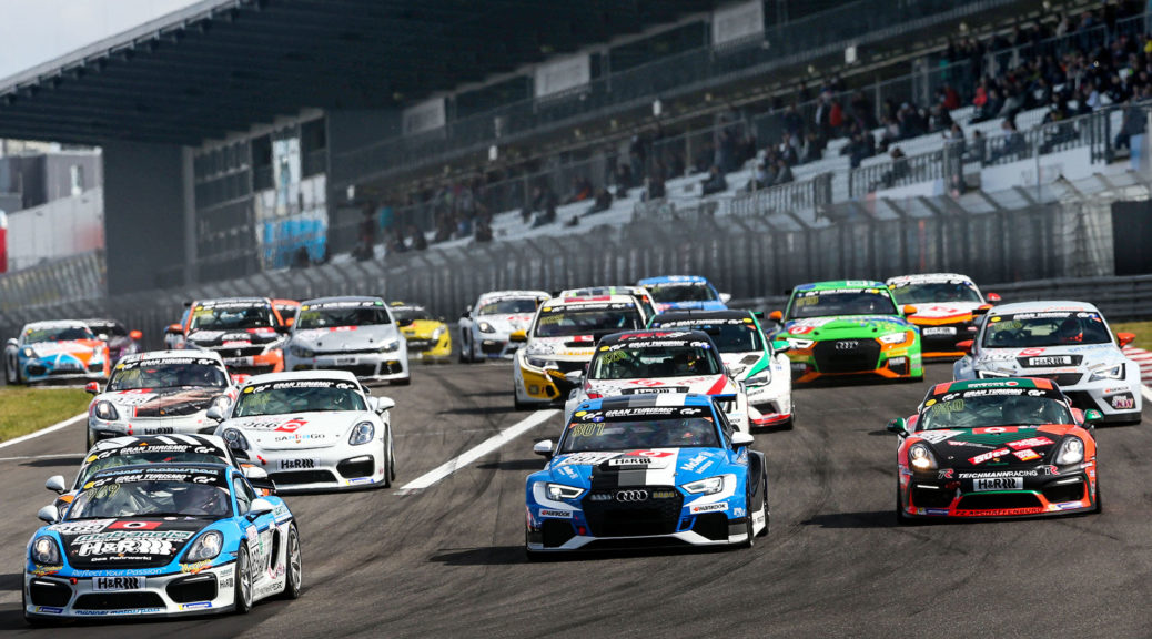 Nürburgring endurance series, or NLS, or VLN