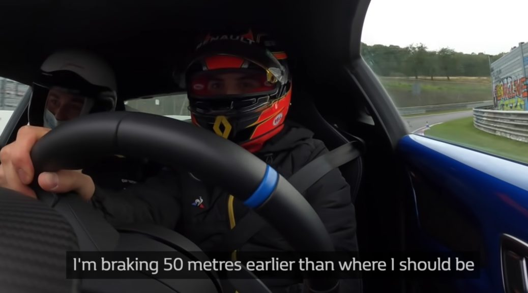 F1 drivers not impressed by the Nordschleife