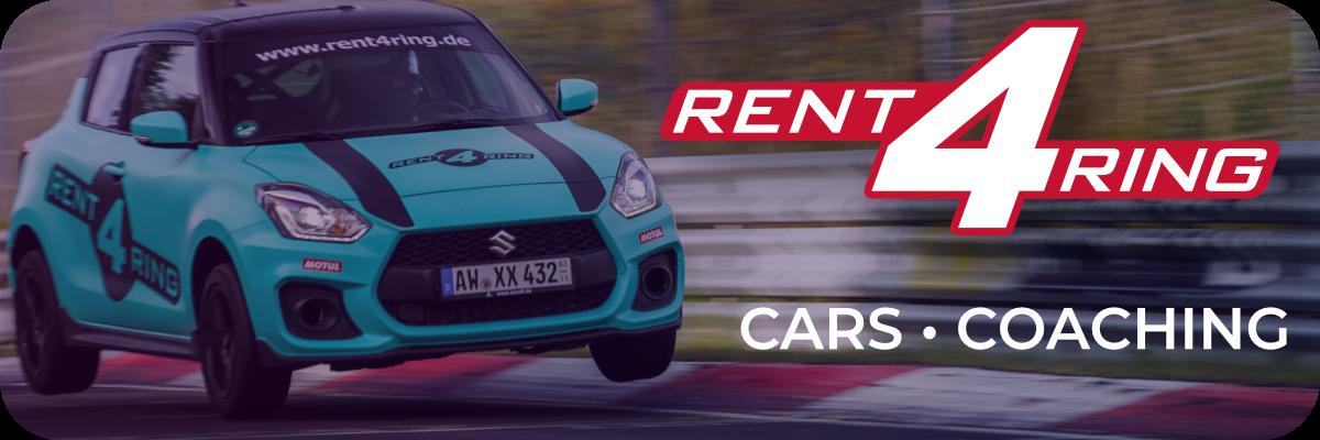 Rent4Ring Nürburgring Rentals Discount Code