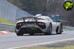 AMG C ONE testing on the Nürburgring laptime
